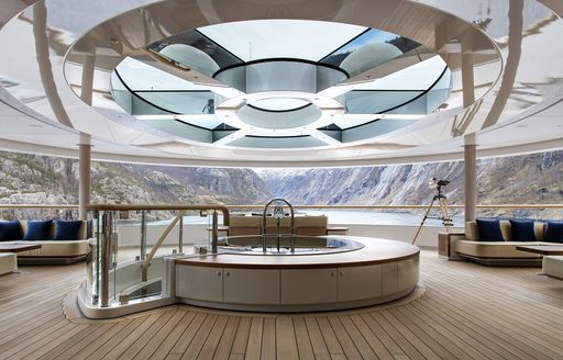 Charter yachts nominated for the 2020 Design & Innovation Awards photo 15