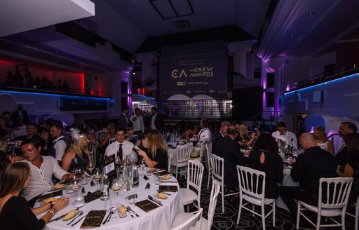 Charter yachts steal the show at 2018 International Crew Awards  photo 4