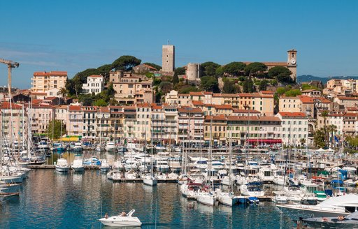 Cannes Habour, France