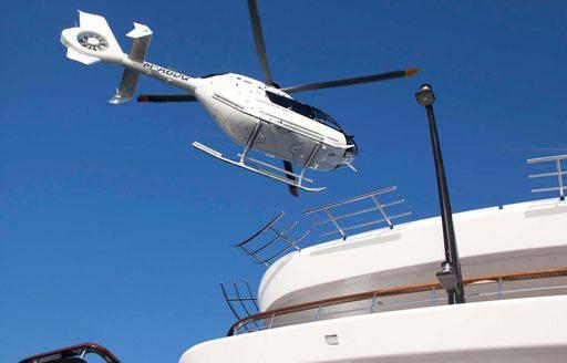 Christmas Charter Availability on Superyacht AIR photo 2