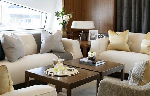 rania yacht main salon