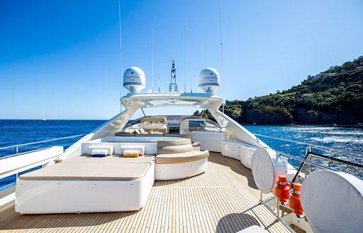 Sun deck Robusto