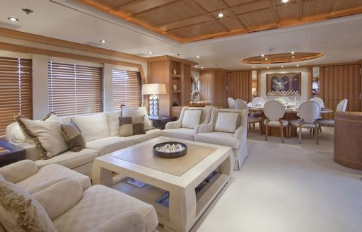 Amels 52m superyact 'Deja Too' offers 25% discount in the West Med photo 5