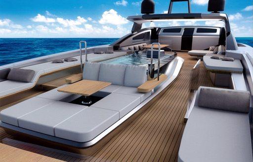 New 40m motor yacht Panam joins charter fleet photo 2