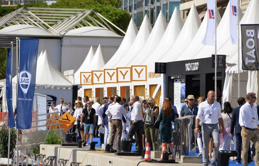 All the action from the Monaco Yacht Show 2018 so far photo 8