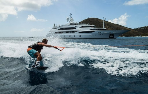 superyacht MEAMINA may be attending the Abu Dhabi Grand Prix 2017