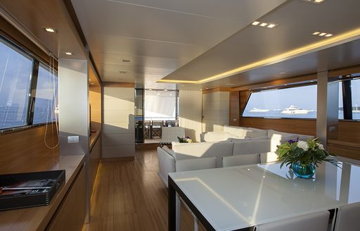30M superyacht SUD: Special 15% reduction for Mediterranean charters photo 6