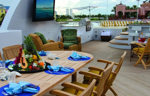 50m AMARULA SUN: Unmissable charter rate for fun in the Bahamas and Florida photo 3