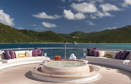Luxury Yacht SOLANDGE Available in the Caribbean this Winter Season photo 4
