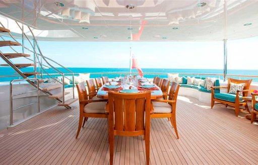Charter Yacht KATYA Prepared For Miami Show This Week photo 1