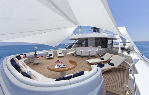 Superyacht Sherakhan leads the pack at the 2015 Cannes Film Festival  photo 6