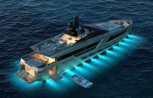 New 40m motor yacht Panam joins charter fleet photo 5