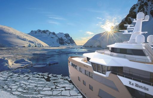 Damen launches expedition yacht 'La Datcha'  photo 3