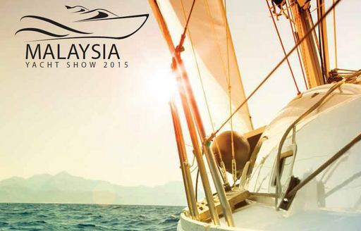 Malaysia Yacht Show 2015 poster