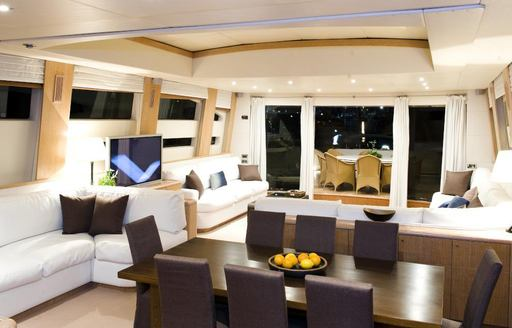 5 Luxury Yachts Open For Charter in the Greek Isles This Summer photo 3