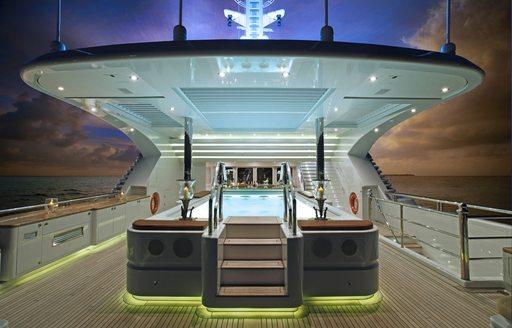 Lurssen Charter Yacht 'Martha Ann' To Attend The Monaco Yacht Show 2016 photo 2