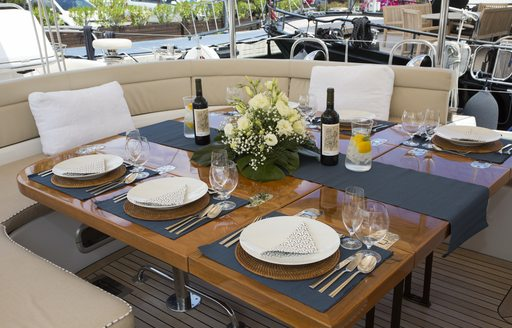 Croatia charter special: Charter yacht SONGBIRD offers no delivery fees photo 3