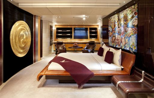 5 Top Superyachts Available For Charter At The America's Cup 2017 photo 7
