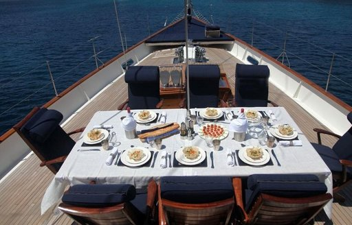Sailing Yacht Alexa Open In Spain For Summer Charter Vacations photo 2
