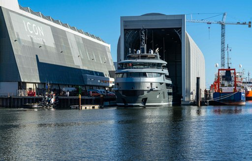 conversion project ragnar emerges from construction shed
