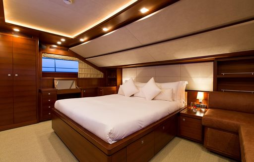Robusto master suite