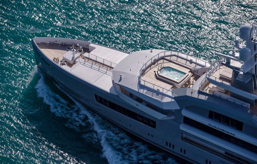 CLOUDBREAK available to charter in Scotland and Norway this May photo 10