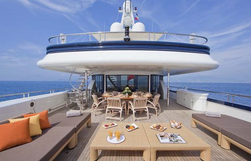 Amels 52m superyact 'Deja Too' offers 25% discount in the West Med photo 2