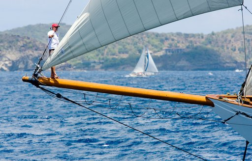 Chase the race: why you have to charter at The Antigua Classic Yacht Regatta photo 2