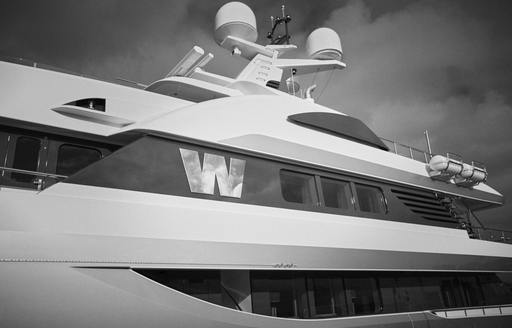 58m Feadship superyacht W redelivered after 10 month refit  photo 4
