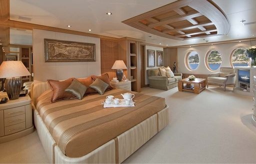 Amels 52m superyact 'Deja Too' offers 25% discount in the West Med photo 6
