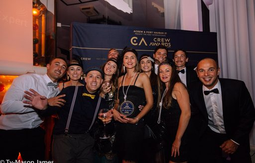 Charter yachts steal the show at 2018 International Crew Awards  photo 3