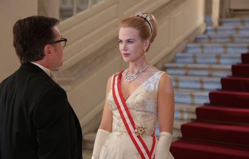 Nicol Kidman starring in 'Grace of Monaco'