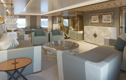 Groundbreaking expedition yacht 'La Datcha', currently in build, to charter in 2021 photo 4