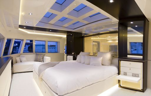 ENIGMA XK Newly refurbished Master Suite