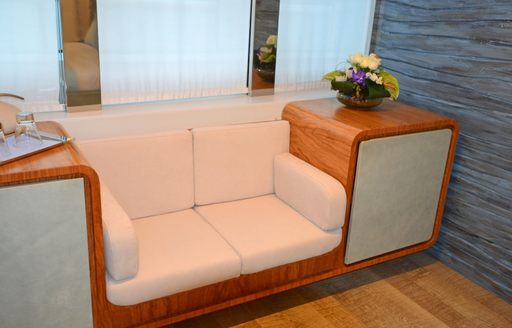 BARENTS SEA's new seating covers