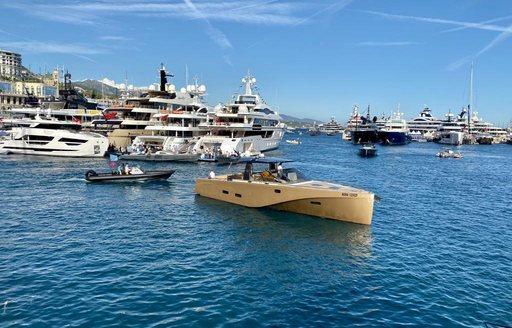 Doors open at Monaco Yacht Show 2019 photo 6