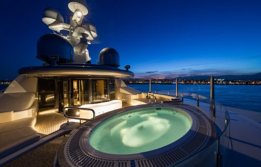 82m superyacht RoMea to charter in the Maldives this winter photo 9