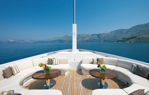 Benetti superyacht 'Andreas L' offers special rates on Mediterranean yacht charters photo 5