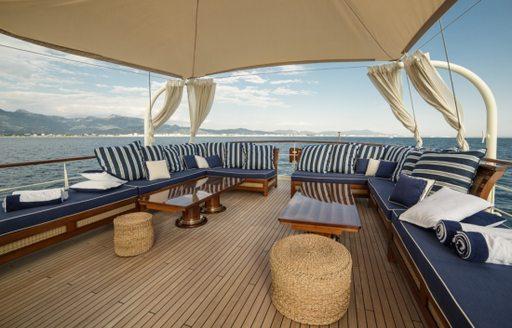 Award Winning Motor Yacht TARANSAY Joins Charter Fleet photo 1