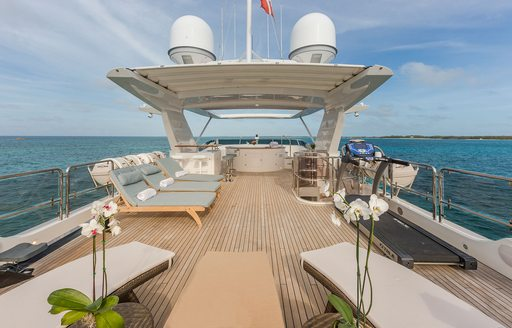 Bahamas charter special: M/Y Namaste offers discounted rate for April and May photo 6