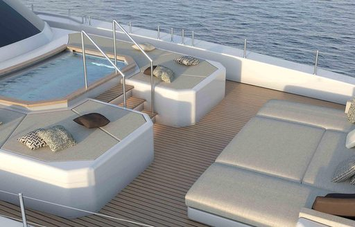 Brand new 50m motor yacht K2 available for Mediterranean charter photo 2