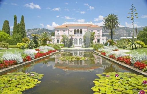 Villa Ephrussi France