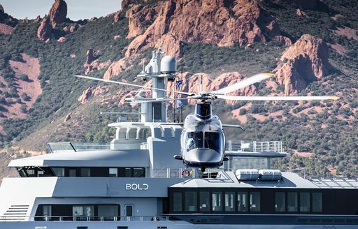 85m expedition yacht BOLD now open for luxury yacht charters photo 2
