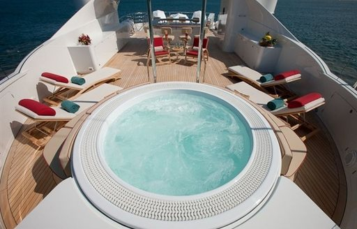 Charter Yacht KATYA Prepared For Miami Show This Week photo 2