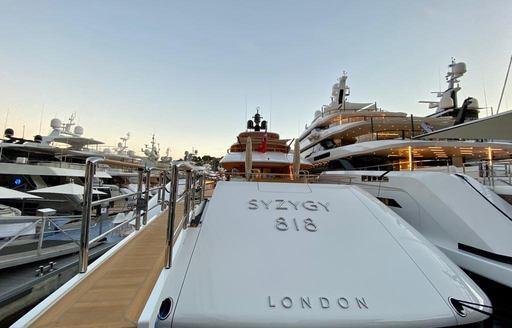 Doors open at Monaco Yacht Show 2019 photo 5