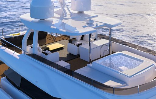 6 brand new charter yachts entering the market in 2018 photo 5