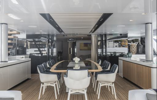 Brand new luxury yacht SEVERIN'S now available for private yacht charters photo 13