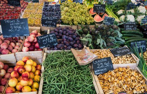 Market Sanary-sur-mer