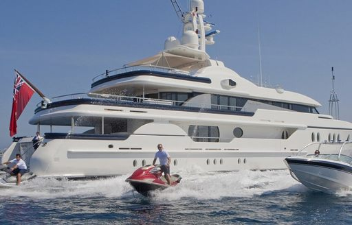 Amels 52m superyact 'Deja Too' offers 25% discount in the West Med photo 3