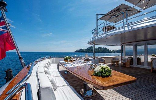 Superyacht SOKAR, once enjoyed by Princess Diana, set to appear at Monaco Yacht Show 2018 photo 6